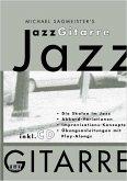 Michael Sagmeister's Jazzgitarre, m. Audio-CD