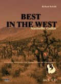 Best In The West, Nashville Guitar, m. Audio-CD