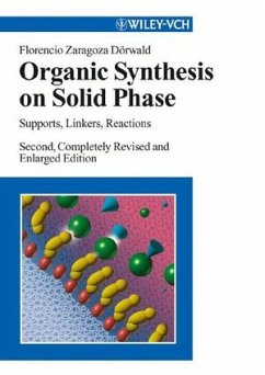Organic Synthesis on Solid Phase