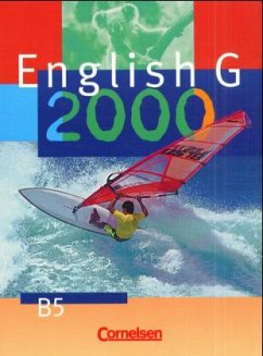 English G 2000. B 5. Schülerbuch Bd.5