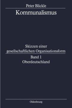 Oberdeutschland - Blickle, Peter
