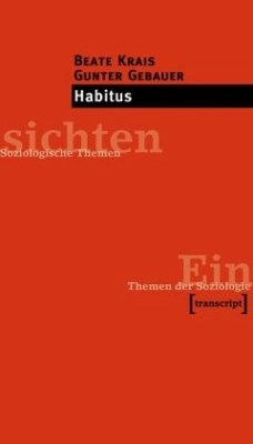 Habitus - Krais, Beate; Gebauer, Gunter