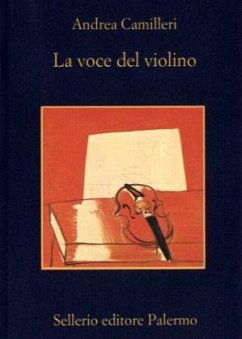 La voce del violino - Camilleri, Andrea