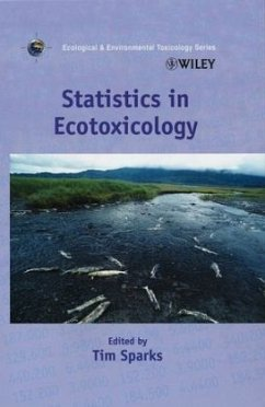 Statistics in Ecotoxicology - Sparks, Tim (Hrsg.)