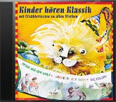 Kinder hören Klassik, 1 Audio-CD