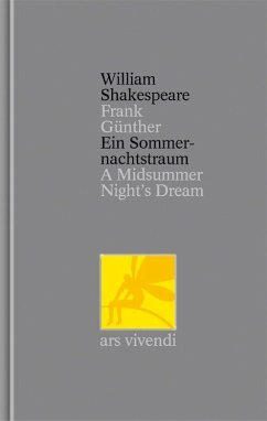 Ein Sommernachtstraum / Shakespeare Gesamtausgabe Bd.2 - Shakespeare, William