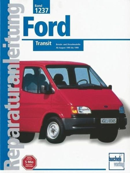 Ford Transit - Buch - bücher.de