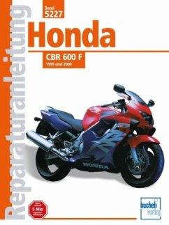 Honda CBR 600 F ab 1999 und 2000