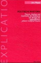 Politische Rhetorik