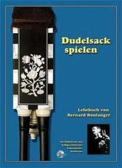 Dudelsack spielen, m. Audio-CD