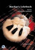 MacEges Lehrbuch für den schottischen Dudelsack, m. Audio-CD
