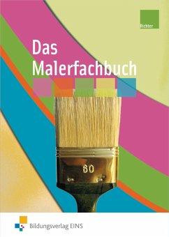 Das Malerfachbuch - Richter, Konrad J.