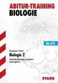 Abitur Training Biologie 2 Leistungskurs