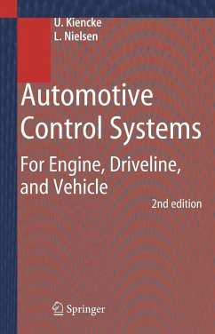 Automotive Control Systems - Kiencke, Uwe; Nielsen, Lars