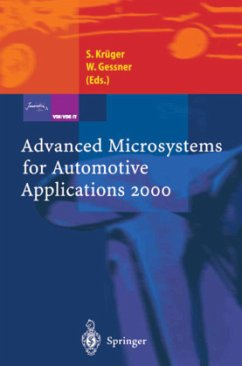 Advanced Microsystems for Automotive Applications 2000 - Krüger