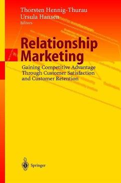 Relationship Marketing - Hennig-Thurau, Thorsten / Hansen, Ursula (eds.)
