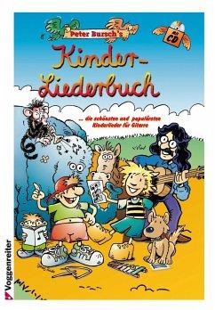 Peter Bursch's Kinder-Liederbuch, m. Audio-CD - Bursch, Peter