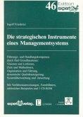 Die strategischen Elemente eines Managementsystems