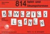 814 Spiel- und Übungsformen Bewegtes Lernen 2