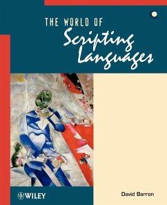 The World of Scripting Languages - Barron, David