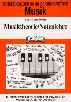 Musiktheorie / Notenlehre / Musik (Sekundarstufe)
