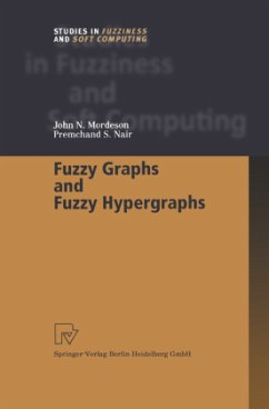 Fuzzy Graphs and Fuzzy Hypergraphs - Mordeson, John N.; Nair, Premchand S.