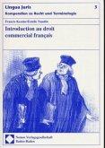 Introduction au droit commercial francais