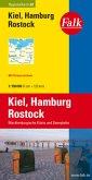Falk Plan Kiel, Hamburg, Rostock