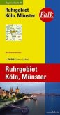 Falk Plan Ruhrgebiet, Köln, Münster
