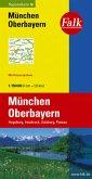 Falk Plan München, Oberbayern