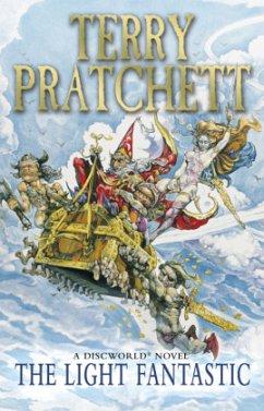 The Light Fantastic - Pratchett, Terry
