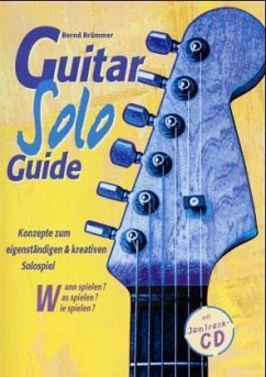 Guitar Solo Guide, m. Audio-CD