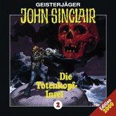 Die Totenkopf-Insel / Geisterjäger John Sinclair Bd.2 (1 Audio-CD)