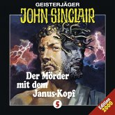 Der Mörder mit dem Januskopf / Geisterjäger John Sinclair Bd.5 (1 Audio-CD)