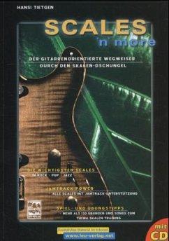Scales ´n´ more, m. Audio-CD