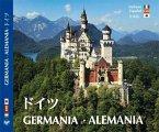 DEUTSCHLAND · GERMANIA · ALEMANIA · ドイツ Kultur- und Bilderreise DEUTSCHLAND