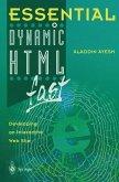 Essential Dynamic HTML fast