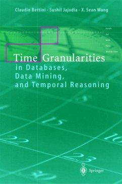 Time Granularities in Databases, Data Mining, and Temporal Reasoning - Bettini, Claudio;Jajodia, Sushil;Wang, Sean