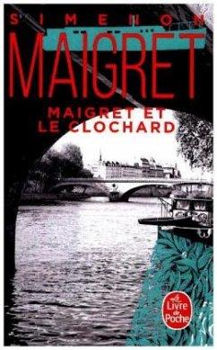 Maigret et le clochard - Simenon, Georges