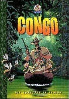 Congo, Die Abrafaxe in Afrika