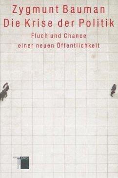 Die Krise der Politik - Bauman, Zygmunt