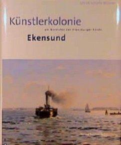 Künstlerkolonie Ekensund am Nordufer der Flensb...