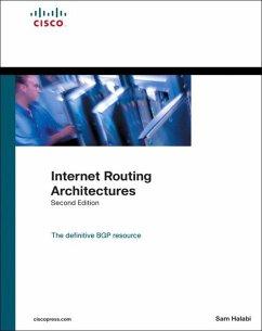 Internet Routing Architectures - Halabi, Sam
