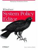 Windows: System Policy Editor