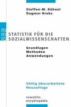 Statistik für die Sozialwissenschaften - Kühnel, Steffen-M.; Krebs, Dagmar