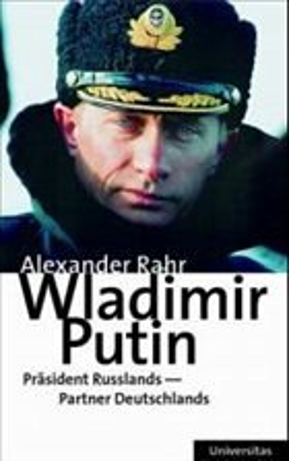 Wladimir Putin - Rahr, Alexander