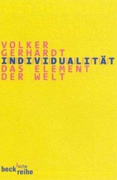 Individualiät - Gerhardt, Volker