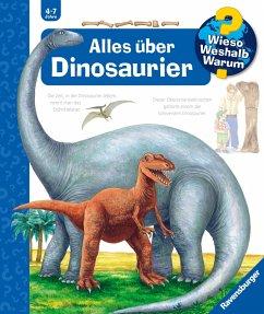 Alles über Dinosaurier / Wieso? Weshalb? Warum? Bd.12 - Mennen, Patricia