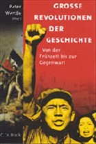 Grosse Revolutionen der Geschichte - Wende, Peter (Hrsg.)