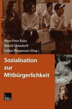 Sozialisation zur Mitbürgerlichkeit